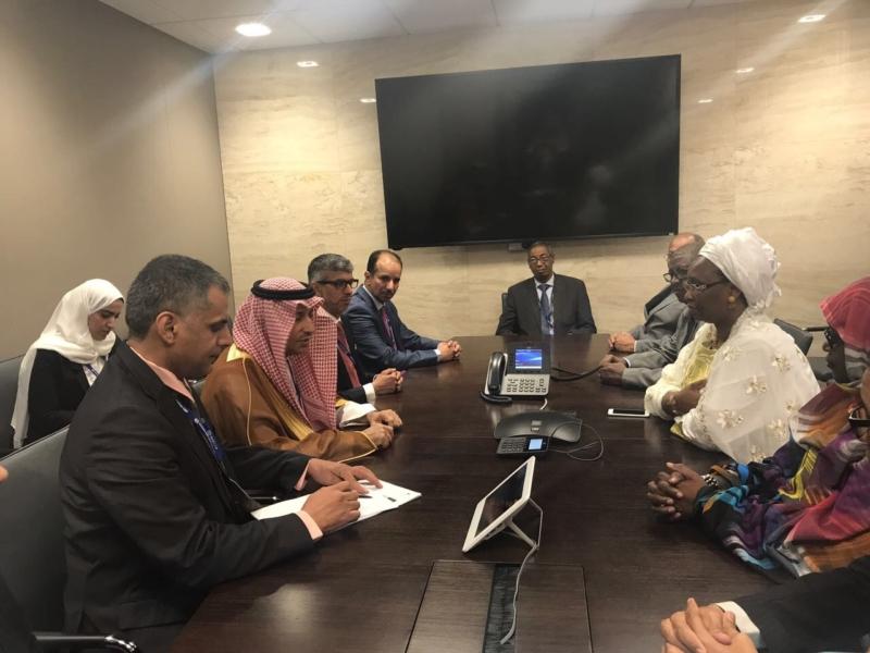 الغفيص يبحث التعاون المشترك مع وزيرة العمل الموريتانية في جنيف - المواطن