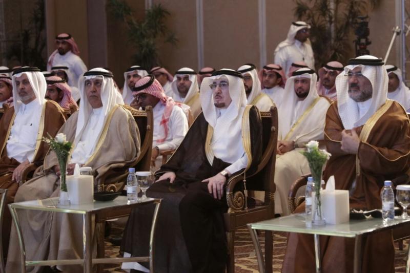 د. مفرج الحقباني خلال رعايته افتتاح الاجتماع الـ 16 لرؤساء أجهزة التقاعد...