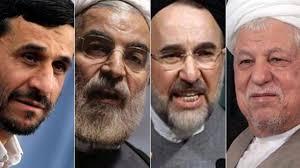 رؤساء إيران 1