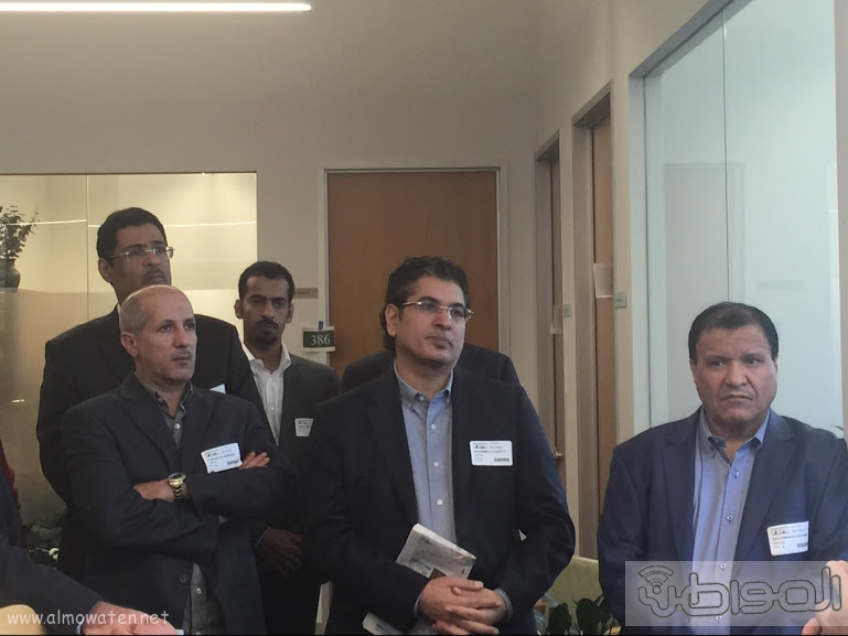 رؤساء التحرير بواشنطن بزيارة محمد بن سلمان (1)