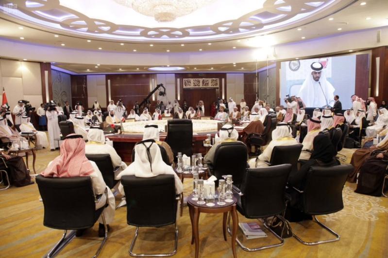 رؤساء المجالس الخليجية