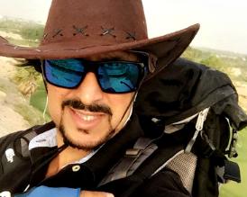 """الغامدي بطل تسلق الجبال يُخطّط لرفع شعار """"رؤية 2030"""" على قمة إفرست - المواطن"""