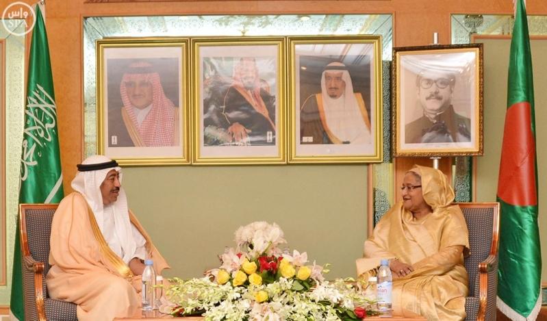 رئيسة وزراء بنجلاديش تستقبل مساعد وزير الدفاع لبحث المجالات العسكرية 1