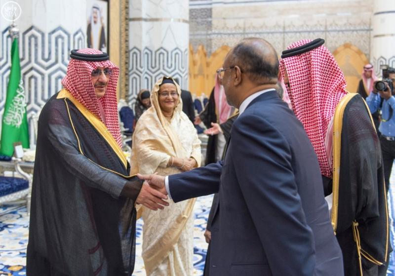 رئيسة وزراء بنجلاديش تصل الى جدة في زيارة رسمية للمملكة4