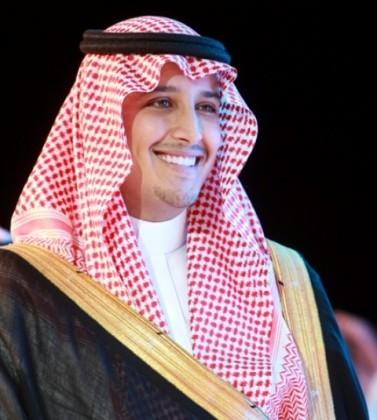 الأمير أحمد بن فهد بن سلمان بن عبدالعزيز رئيس اللجنة التنفيذية بالجمعية الخيرية لرعاية الأيتام