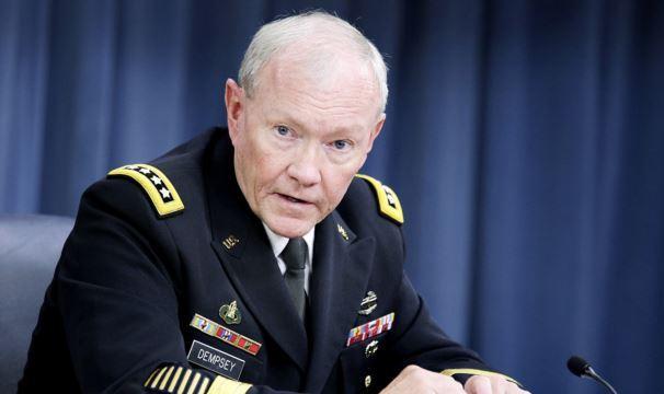 رئيس-اركان-الجيش-الامريكي-مارتن-ديمبسي