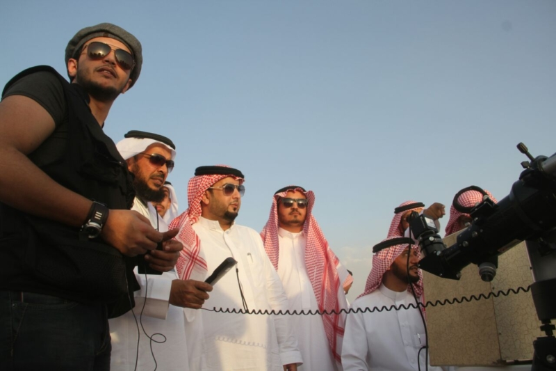 رئيس الأهلي في مرصد هلال رمضان بجبال الهدا (174768685) 