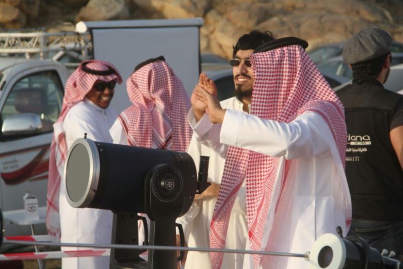 رئيس الأهلي في مرصد هلال رمضان بجبال الهدا (174768692) 