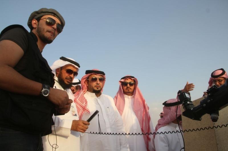 رئيس الأهلي في مرصد هلال رمضان بجبال الهدا (174768695) 