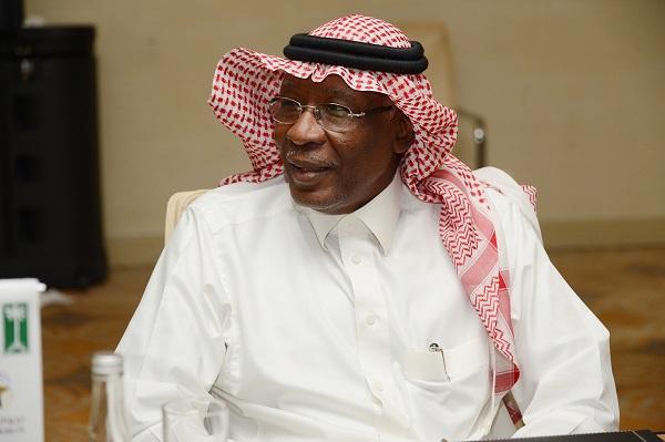 رئيس الاتحاد السعودي احمد عيد