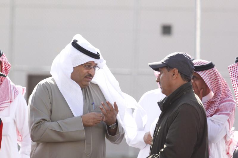 رئيس الاتحاد السعودي لألعاب القوى صاحب السمو الأمير نواف بن محمد يزور نادي ضمك 1