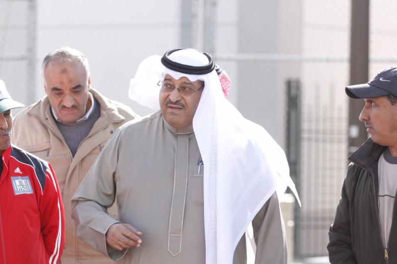 رئيس الاتحاد السعودي لألعاب القوى صاحب السمو الأمير نواف بن محمد يزور نادي ضمنك 3