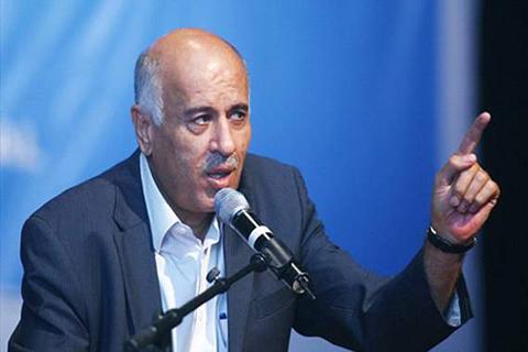 رئيس الاتحاد الفلسطيني لكرة القدم -اللواء جبريل الرجوب