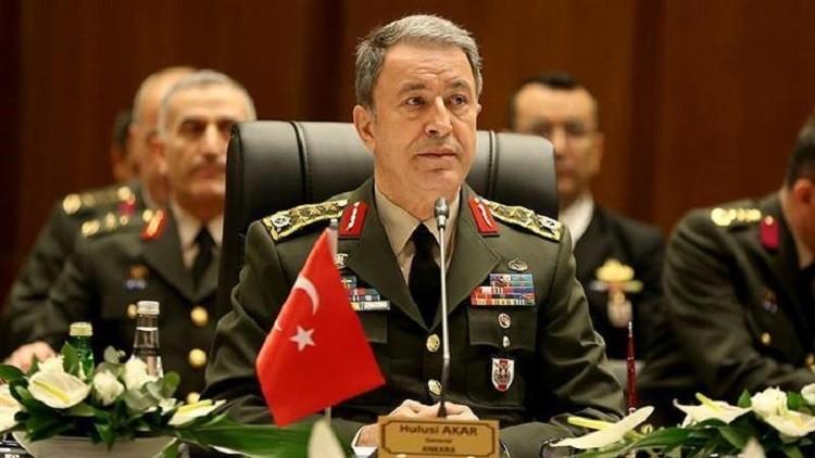 رئيس الاركان التركي
