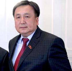 رئيس البرلمان القيرغيزي