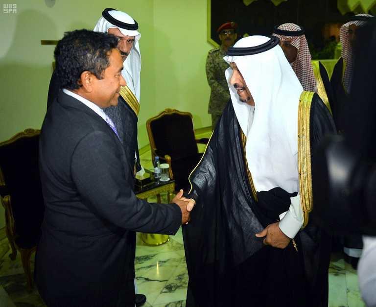 رئيس المالديف
