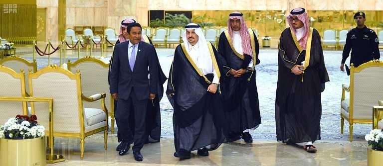 رئيس المالديف2