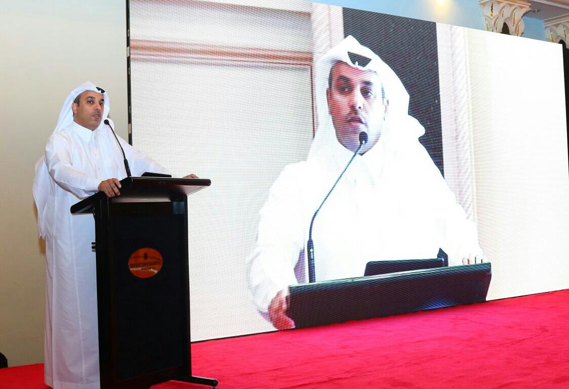 رئيس المركز الاحصائي لدول مجلس التعاون الخليجي مجلس فهد التخيفي (1)
