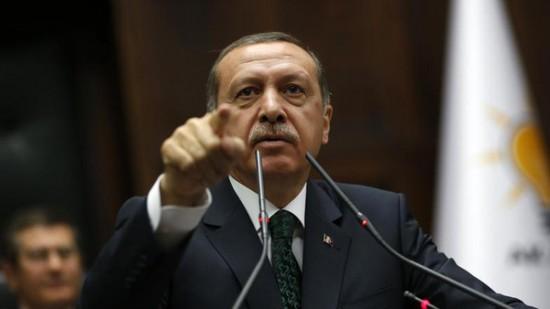 رئيس الوزراء التركي ، رجب طيب أردوغان