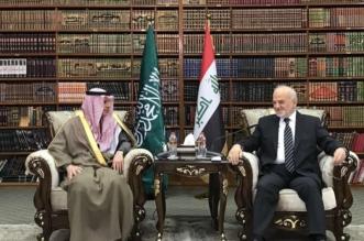 رئيس الوزراء العراقي يستقبل وزير الخارجية 3