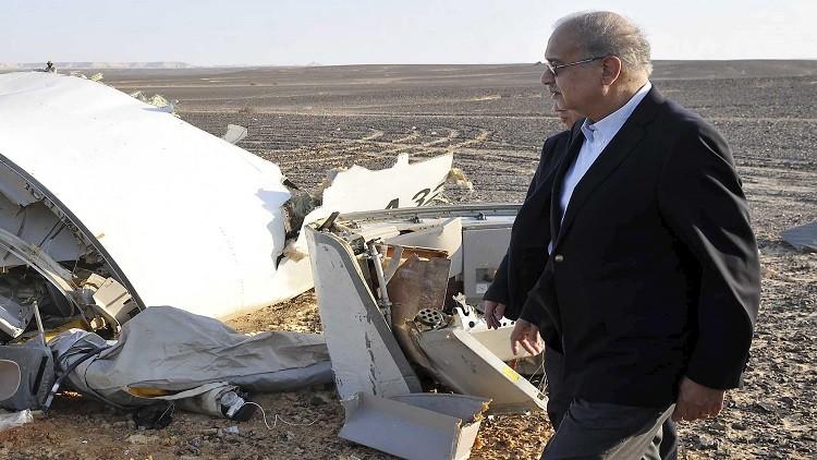 رئيس-الوزراء-المصري-تحطيم-الطائرة-الروسية