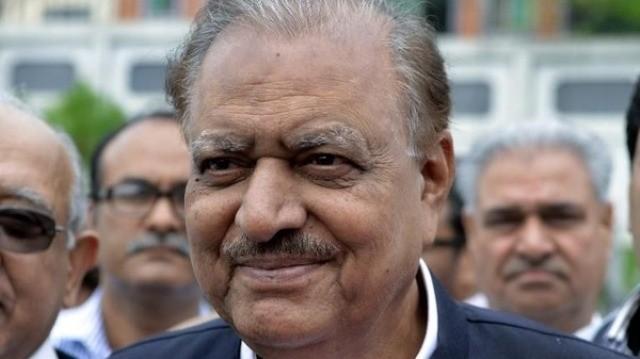 رئيس-باكستان-ممنون-حسن