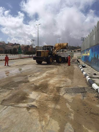 رئيس بلدية النماص يوجه بالاستعداد لأي طارء لمواجهة كثافة السيول والأمطار 3