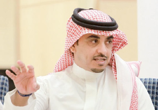رئيس تحرير -الشرق الأوسط- سلمان الدوسري