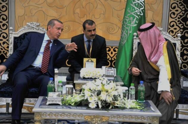رئيس-تركيا-يصل-جده 1