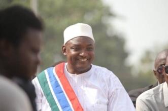 رئيس جامبيا الجديد