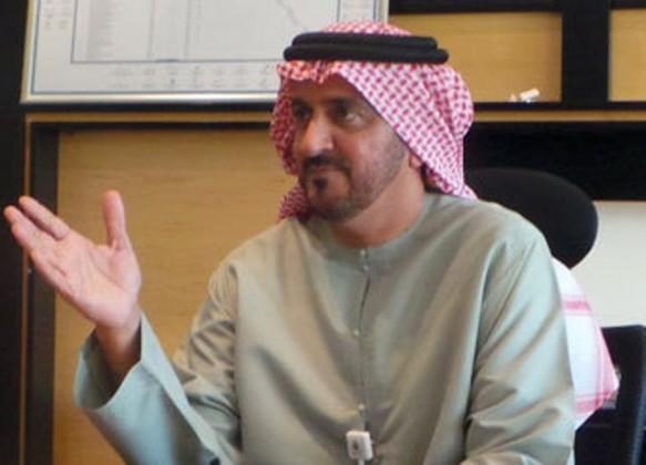 رئيس جمعية الإمارات للفلك المهندس خلفان النعيمي