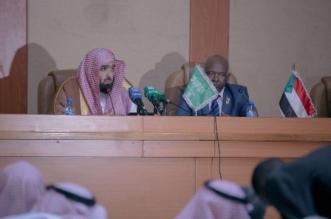 رئيس ديوان المظالم يزور جهات القضاء بالسودان ومحكمة الطعون الإدارية - المواطن