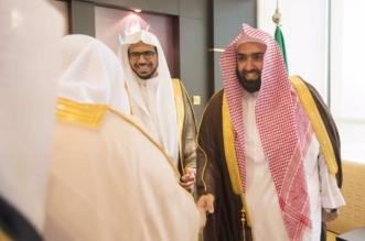 رئيس ديوان المظالم لقضاة المحكمة الإدارية بمكة: عليكم بتحقيق العدالة الناجزة - المواطن