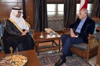 بخاري يستعرض مع رئيس النواب اللبناني العلاقات الثنائية - المواطن