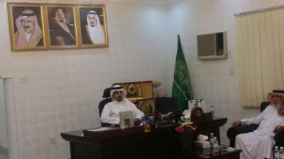 رئيس مركز حداد بني مالك الأستاذ فيحان البقمي (29994889) 