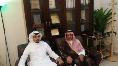 رئيس مركز حداد بني مالك الأستاذ فيحان البقمي (29994892) 