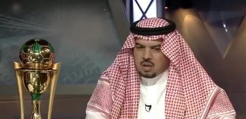 الصنيع: آل الشيخ أنقذ الاتحاد .. وأبلغت بقضية المرداسي الخميس الماضي!