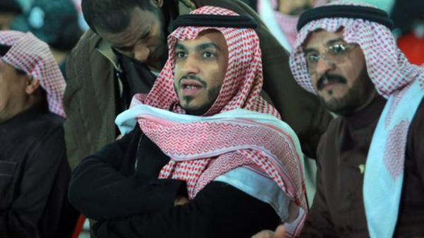 رئيس نادي الرائد عبداللطيف الخضير