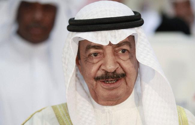 رئيس وزراء البحرين