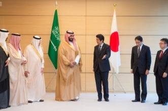 شاهد.. موشن جرافيك المواطن : لقاءات ولي ولي العهد في اليابان - المواطن