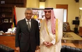 رئيس وزراء موريشيوس: السعودية قوة سياسية ودينية وثقافية واقتصادية - المواطن