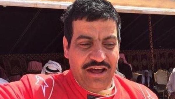 وفاة راجح الشمري بطل رالي حائل في حادث سير