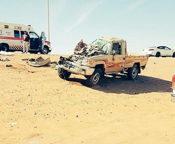 وفاة راجح الشمري بطل رالي حائل في حادث سير - المواطن