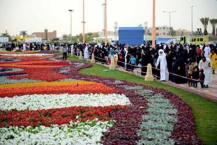مهرجان ربيع الرياض يختتم فعالياته بأكثر من مليون زائر | صحيفة المواطن الإلكترونية