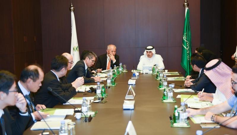 رجال أعمال يابانيين يشيدون بالتجربة السعودية في مجال الحوار والتفاعل الحضاري