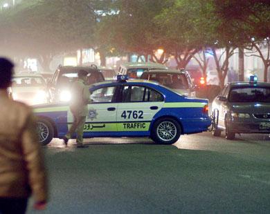 رجال الأمن بالكويت