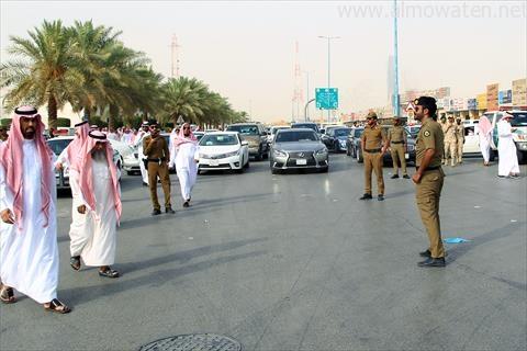 رجال المرور بالرياض (4)