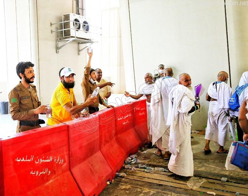 رجال-امن-السعودية-بالحج (1)