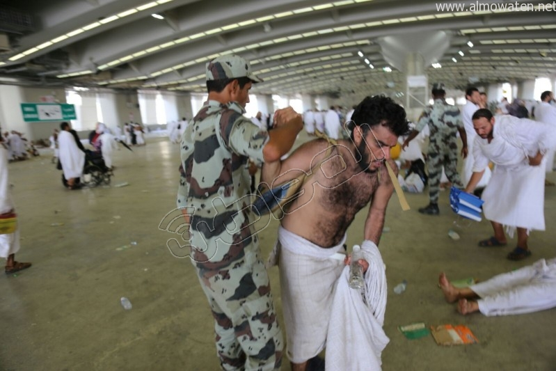 رجال-امن-السعودية-بالحج (12)