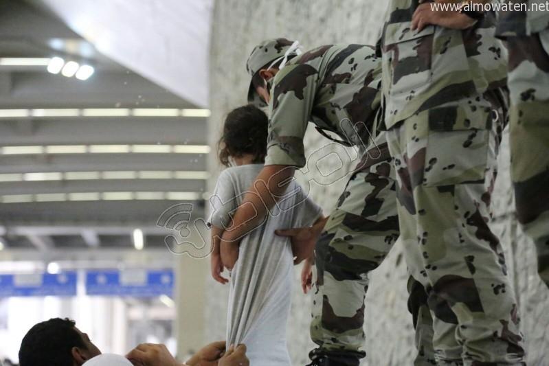 رجال-امن-السعودية-بالحج (14)